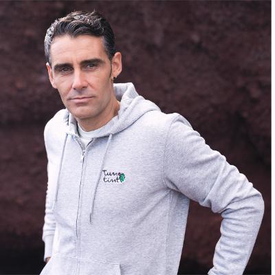 Camiseta arcoiris niño