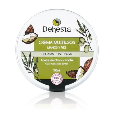 Crema Multiusos BIO con Aceite de Oliva y Karité