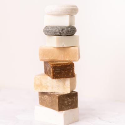 Jabones, Champús y Acondicionadores y Desodorantes sólidos · Residuo Cero